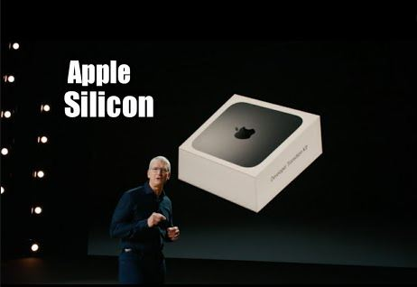 apple new silicon chip